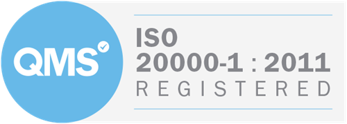 ISO20000 certification