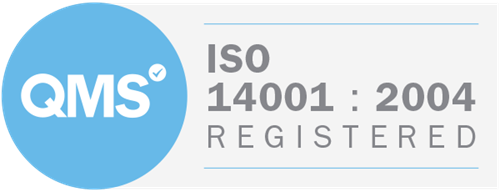 ISO14001 certification
